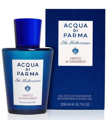 Acqua di Parma Gel Doccia rigenerante MIRTO DI PANAREA Tersicore