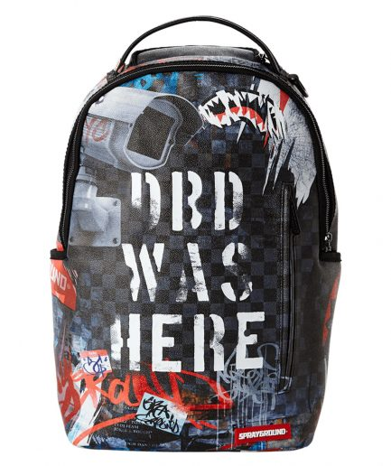 Sprayground Zaino Post No Bills Tersicore