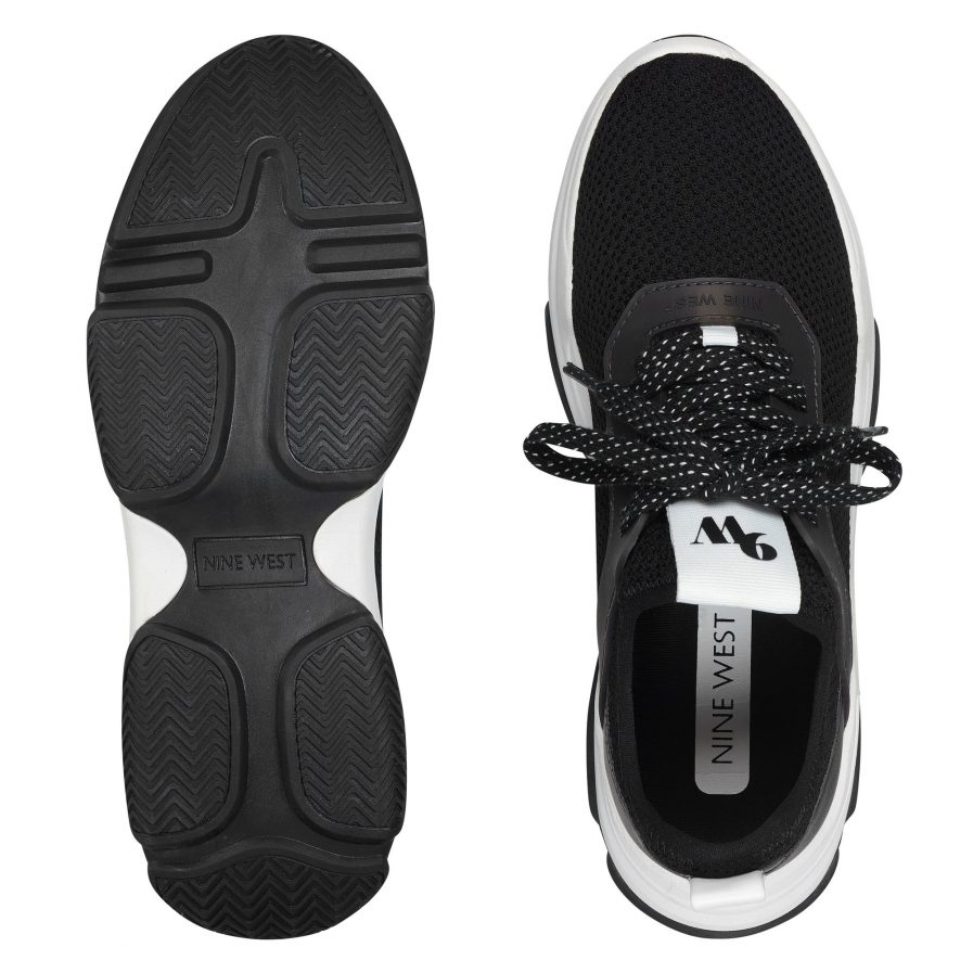 Nine West Sneakers a calzino NORLA Nero Tersicore