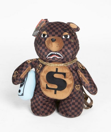 SPRAYGROUND Zaino Paris Bear Limited Ed.