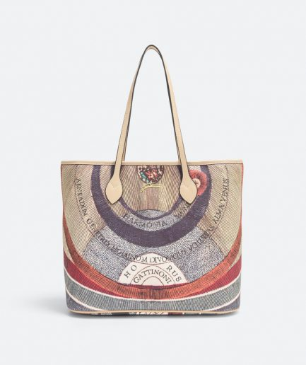 Gattinoni Borsa Donna Shopping Bag Planetarium