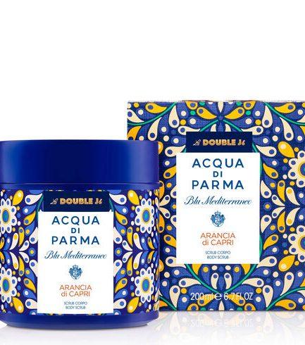 Acqua di Parma Scrub Corpo La DoubleJ Capsule Colletion Arancia Di Capri