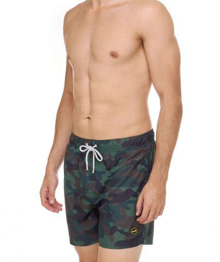 F**K costume uomo Short a fantasia Camouflage Tersicore