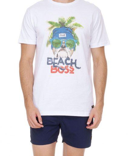 F**K t-shirt uomo con grafiche tersicore