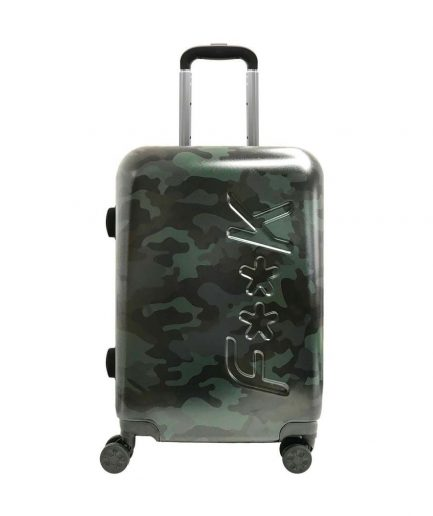 "F**K Trolley Cabina 20"" camouflage tersicore"