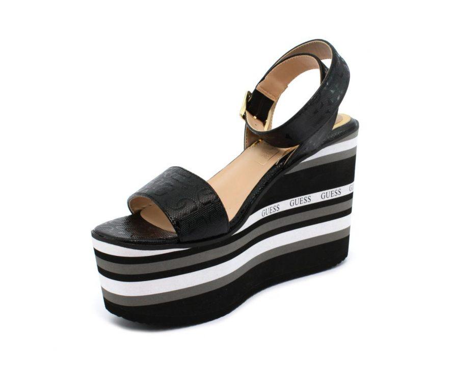 Guess sandalo ramada black Tersicore