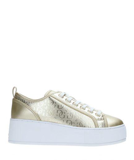 Guess sneaker neeka gold Tersicore
