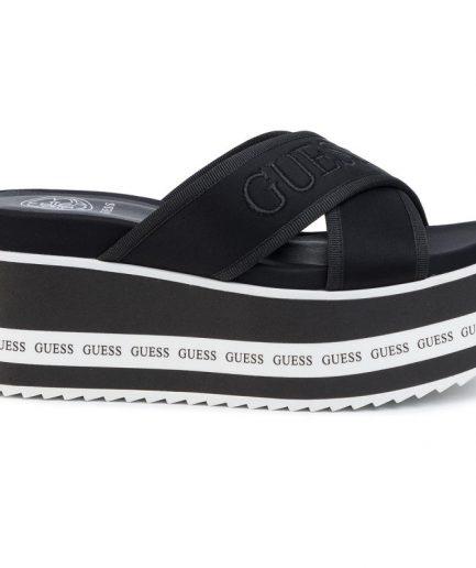 Guess sandalo Remina nera Tersicore