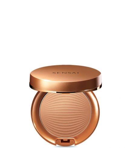 Sensai Silky Bronze Anti-Ageing Sun Care Sun Protective Compact SC01 Light Spf 30 8.5 g