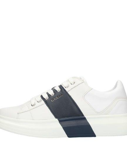 Guess Sneakers Uomo Salerno Vera Pelle FM7SAILEA12