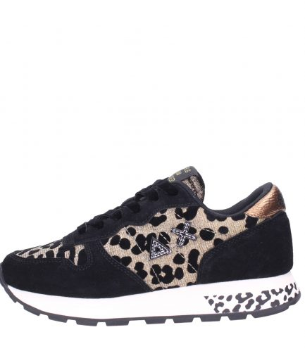 Sun68 Sneakers Donna Running Ally Animal glitter Z40208