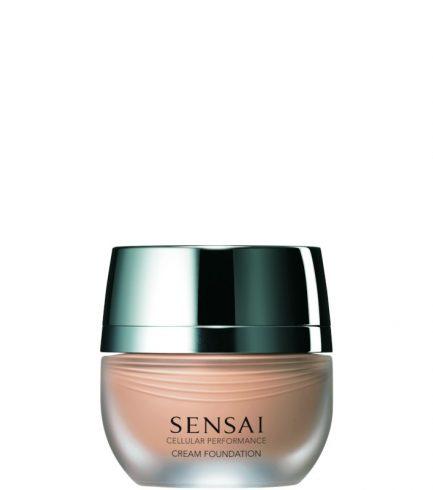 Sensai Cellular Performance Anti-Ageing Foundation Cream 23 Almond Beige 30 ml