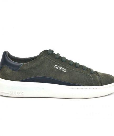Guess Sneakers Uomo Verona Pelle FM8VERSUE12