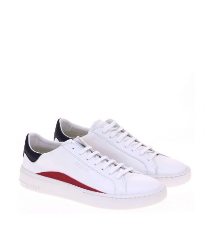 Guess Sneakers Uomo Verona Vera Pelle FM8VERLEA12