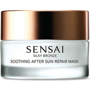 Sensai Silky Bronze Anti-Ageing Sun Care Soothing After Sun Repair Mask 60 ml