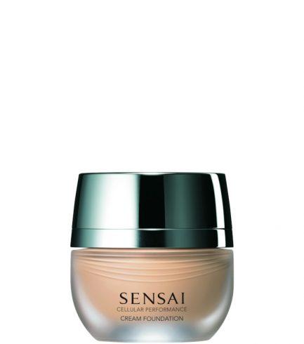 Sensai Cellular Performance Anti-Ageing Foundation Cream 22 Natural Beige 30 ml