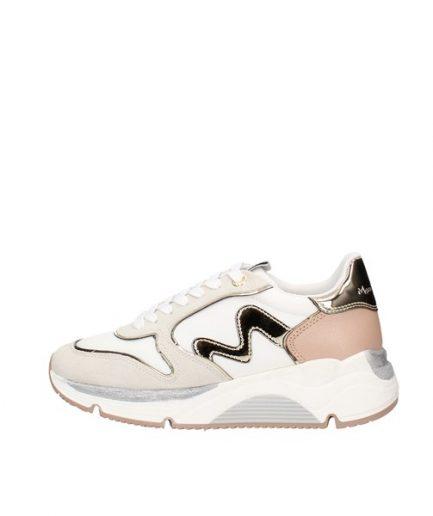 Manila Grace Sneaker basse in pelle