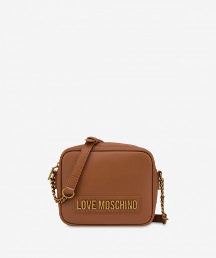 Love Moschino Borsa a tracolla Logo Lettering