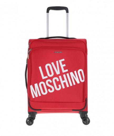 Love Moschino Trolley Nylon Rosso