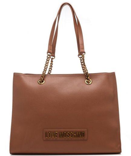 Love Moschino Borsa shopper Logo Lettering