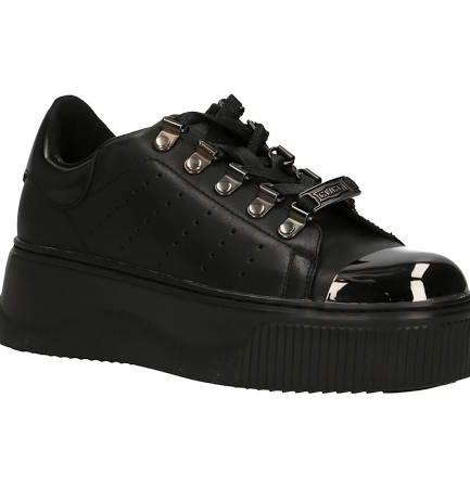 Cult Sneakers da donna nera