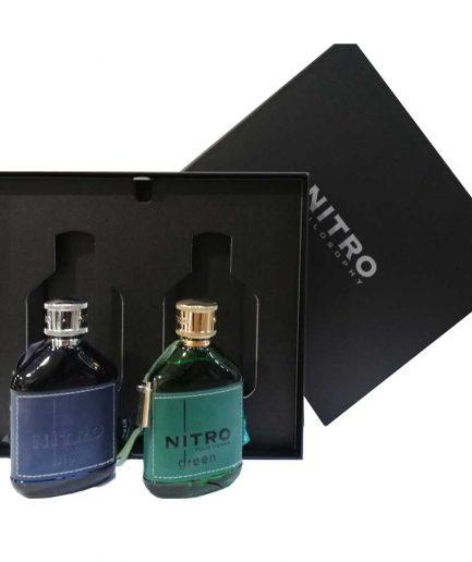 Nitro Pour Homme Cofanetto Green & Blue