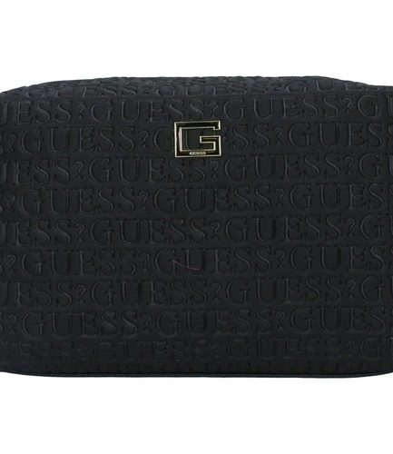 Guess Beauty case caris large top nero Tersicore Crotone