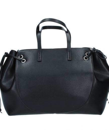 Manila Grace shopping bag Giacinto nera Tersicore Crotone