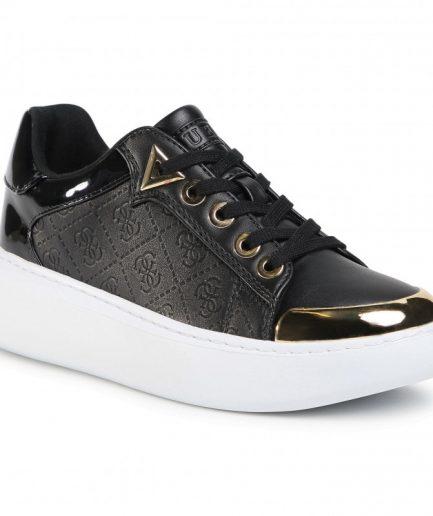 Guess sneakers Brandyn 4g logo nera Tersicore Crotone