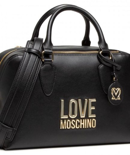 Love Moschino bauletto con tracolla nero Tersicore Crotone