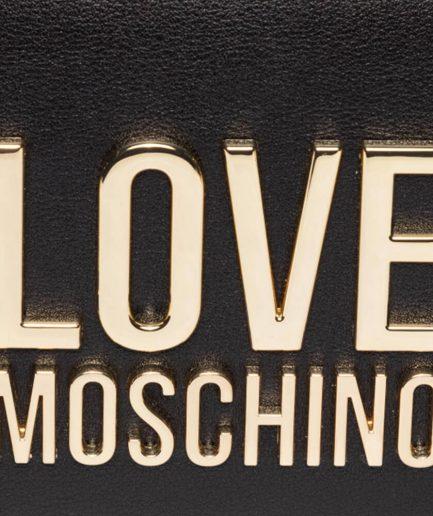 Love Moschino Evening bag con tracolla nera Tersicore Crotone