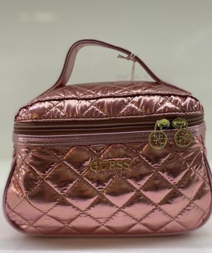 Guess beauty case trapuntato rosa Tersicore Crotone
