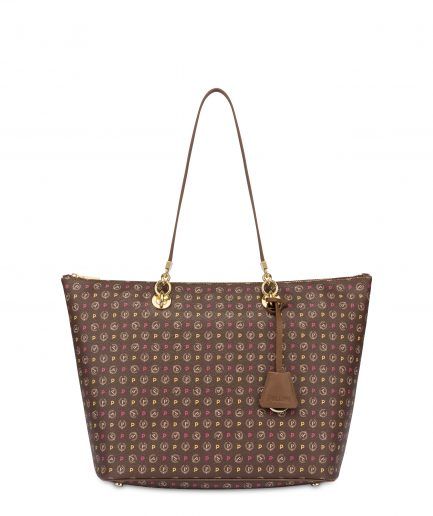 Pollini Shopping bag Heritage Logo Classic