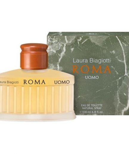Laura Biagiotti Roma uomo eau de toilette 200 ml Tersicore Crotone