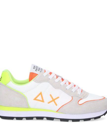 Sun68 Sneakers Uomo Tom Nylon Fluo Z31102
