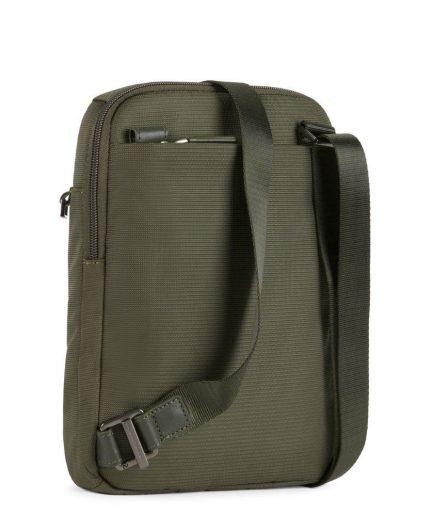 Piquadro Borsello grande porta iPad® Macbeth verde Tersicore Crotone