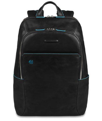 Piquadro Zainetto porta computer e porta iPad® Blue Square nero Tersicore Crotone