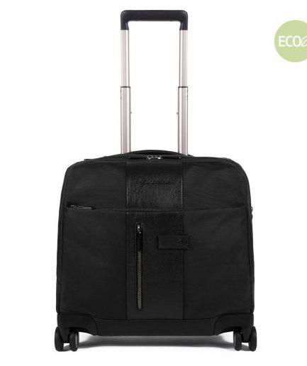 Piquadro Cartella trolley porta computer e porta iPad® in t BagMotic nero Tersicore Crotone
