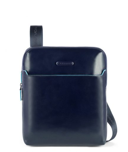 Piquadro Borsello porta iPad® espandibile Blue Square blu Tersicore Crotone