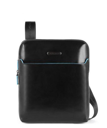Piquadro Borsello porta iPad® espandibile Blue Square nero Tersicore Crotone