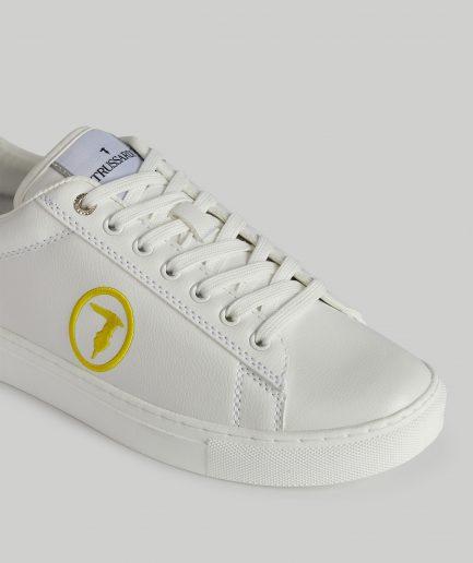 Trussardi Sneaker Galium Pop in similpelle
