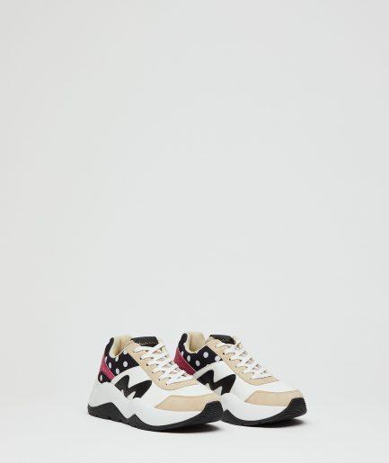 Manila Grace Sneaker Chic Running