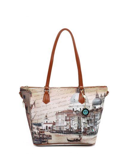 Ynot? Shopping Bag Small Venezia Canal Grande