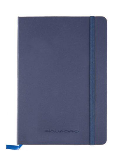 Quaderno a righe formato A5 Stationery blu Tersicore Crotone