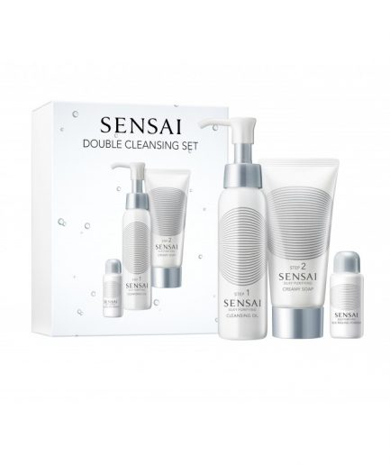 "Sensai Double Cleansing Set Detergente viso ""Kit doppia pulizia"" Tersicore Crotone"