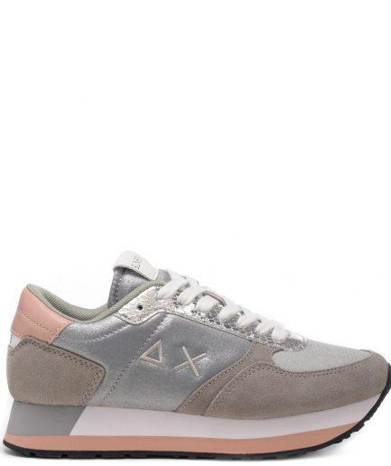 Sun68 Sneakers Donna Kate Shine Grigio Medio Z31223