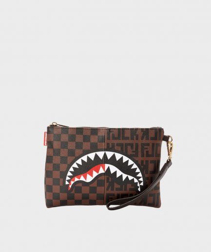 Sprayground Pochette Split The Check