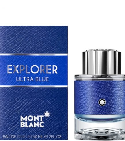 Montblanc Explorer Ultra Blue Eau de Parfum 60 ml