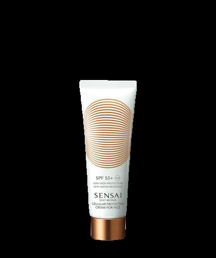Sensai Silky Bronze Cellular Protective Cream For Face SPF50+