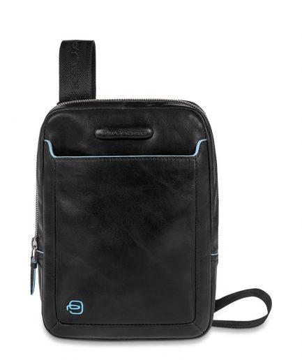 Piquadro Borsello organizzato porta iPad® Mini Blue Square Nero